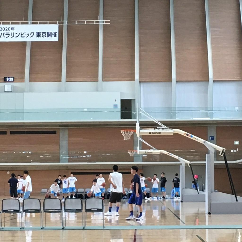 金沢体育館写真