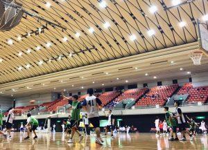 【バスケ】エディオンアリーナ大阪にて部活動フェスタ実施