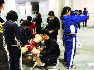 大阪医療福祉専門学校さまへ
