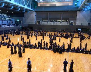 【剣道】岡山県の剣道練成会に協賛させて頂きました。