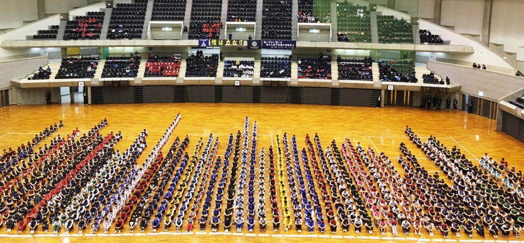 近畿私立高等学校バレーボール選手権大会の協賛・サポートを実施