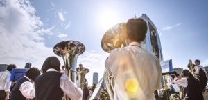 『秋の吹奏楽部 応援企画』をスタート! (株)オモレイは定期演奏会・コンサート費用を積極的に協賛します!