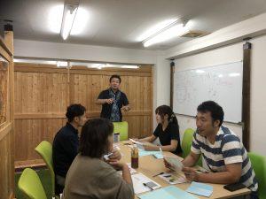本日は社内研修を竹内博士様にご担当頂きました。